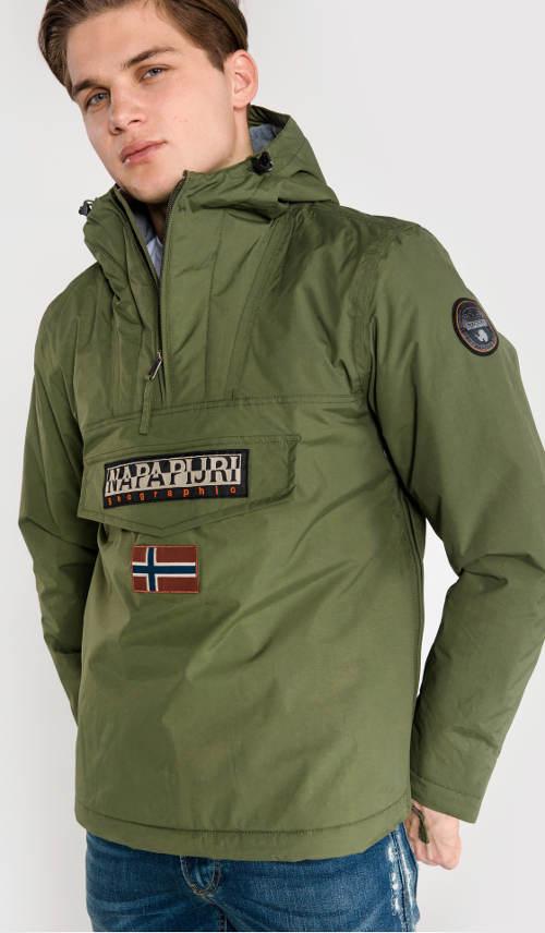 Pánska nórska zimná bunda Napapijri