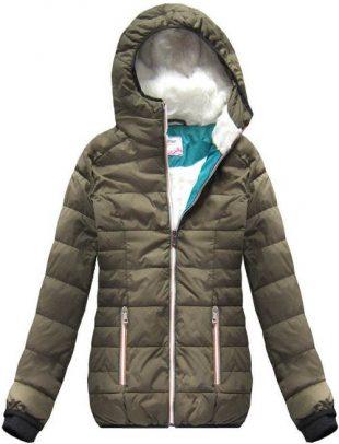 Teplúčka dámska outdoorová bunda