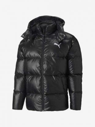 Pánska prešívaná bunda Puma s praktickou kapucňou