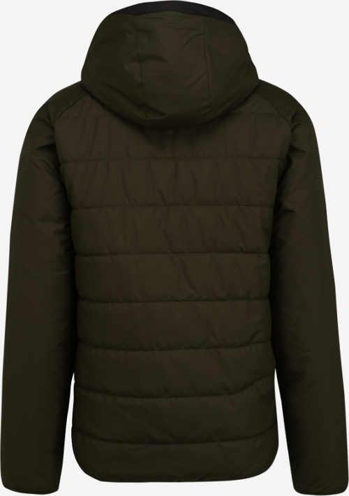 Prešívaná zimná pánska bunda do pása