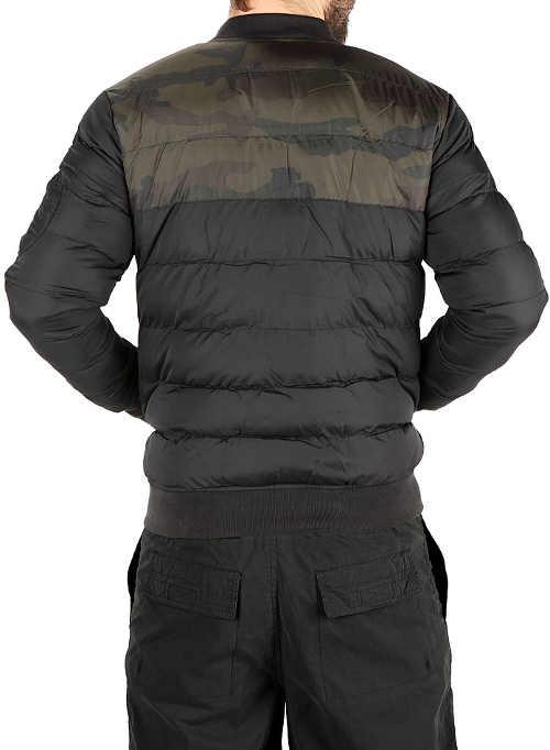 Ľahšia pánska zimná bunda