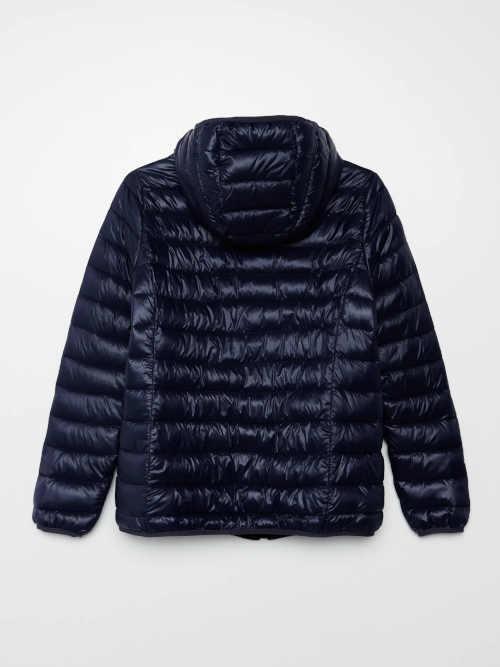Moderná zimná bunda s kapucňou